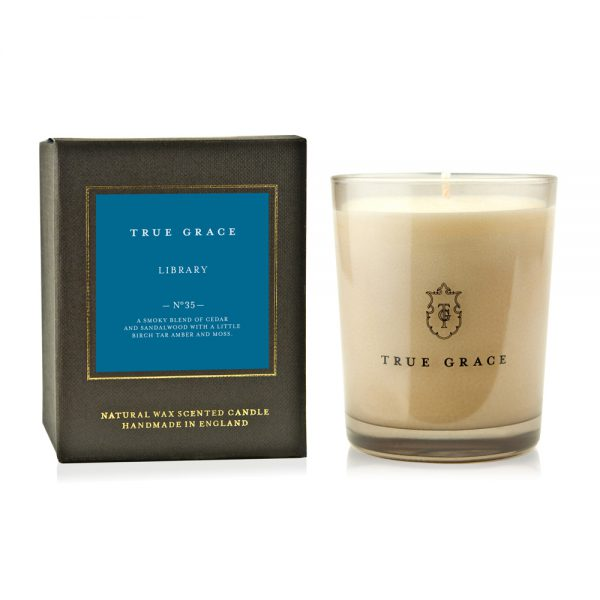 True Grace Library Candle