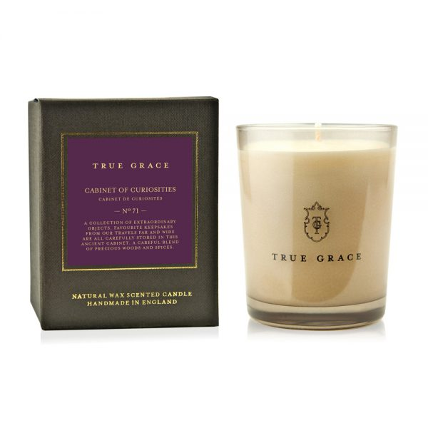 True Grace cabinet of curiosities Candle