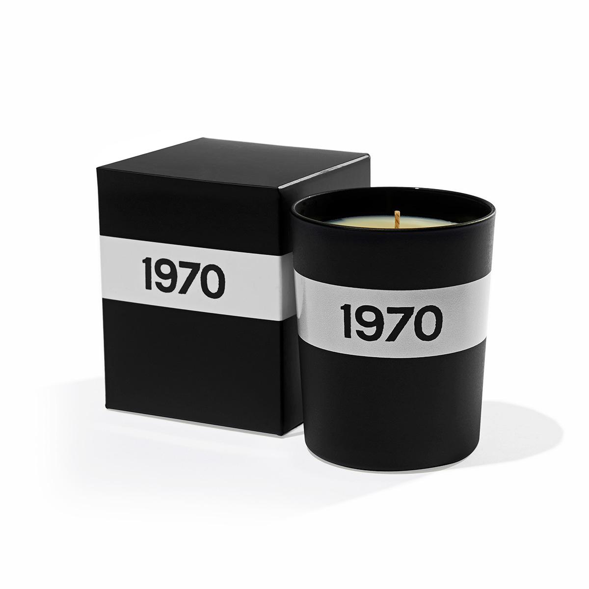Bella Freud Candle 1970